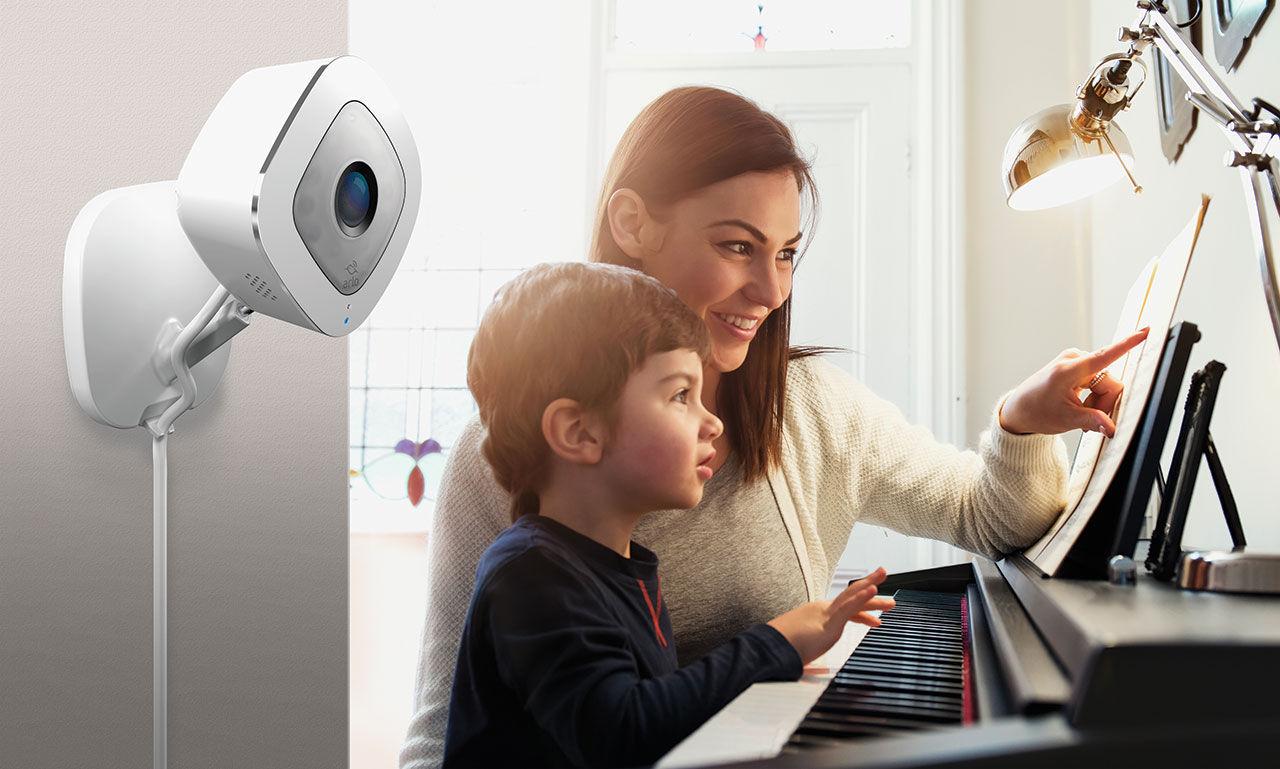 Netgear Arlo Q är en övervakningskamera för hemmabruk