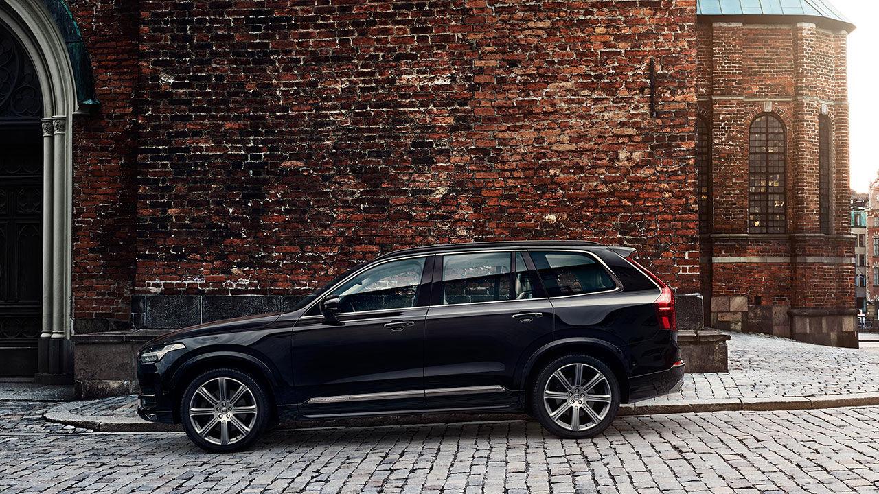 Volvo XC90 är SUV of the Year