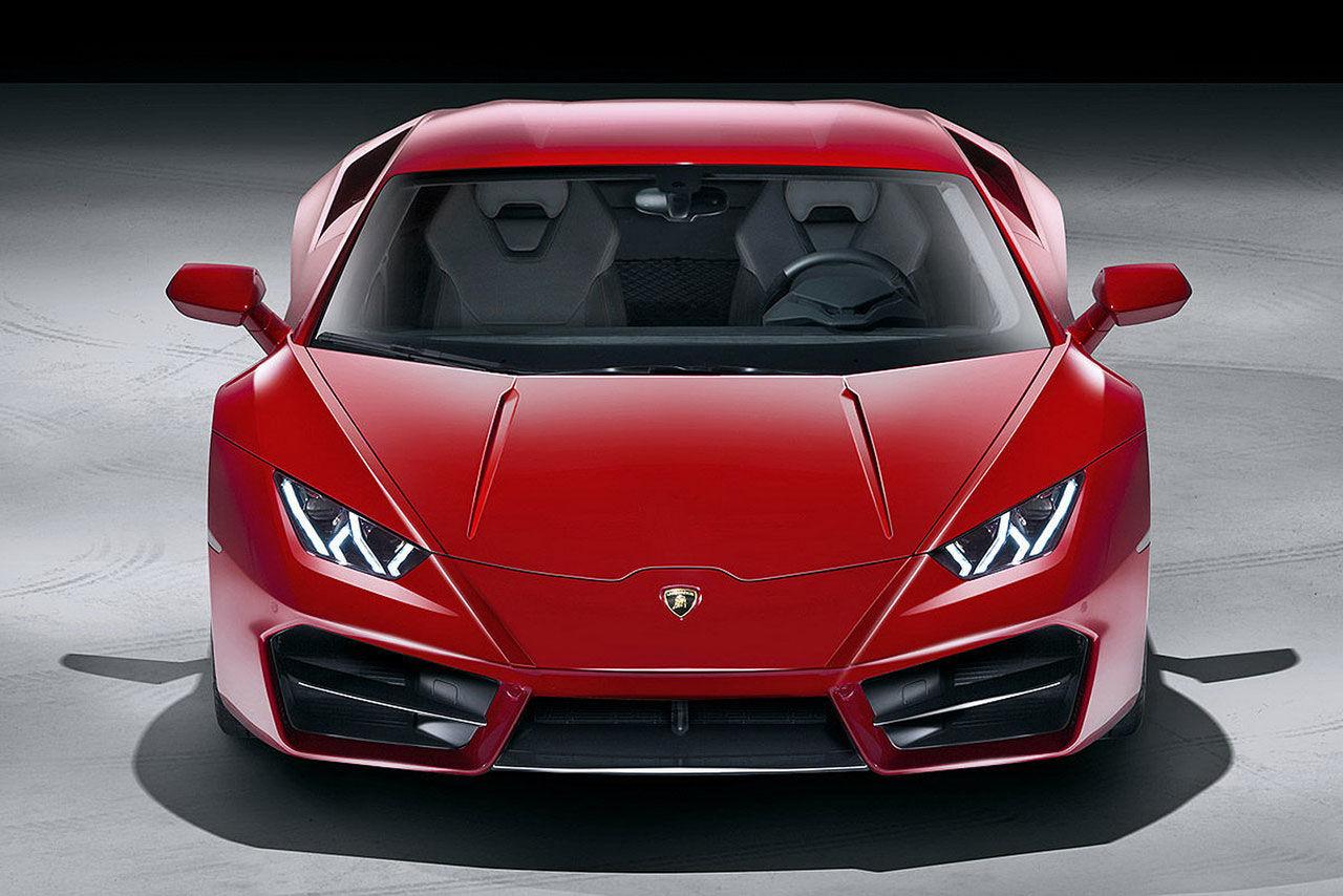 Lamborghini presenterar bakhjulsdriven Huracán