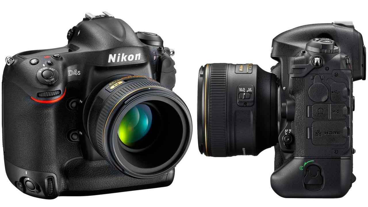 Nikon utvecklar Nikon D5