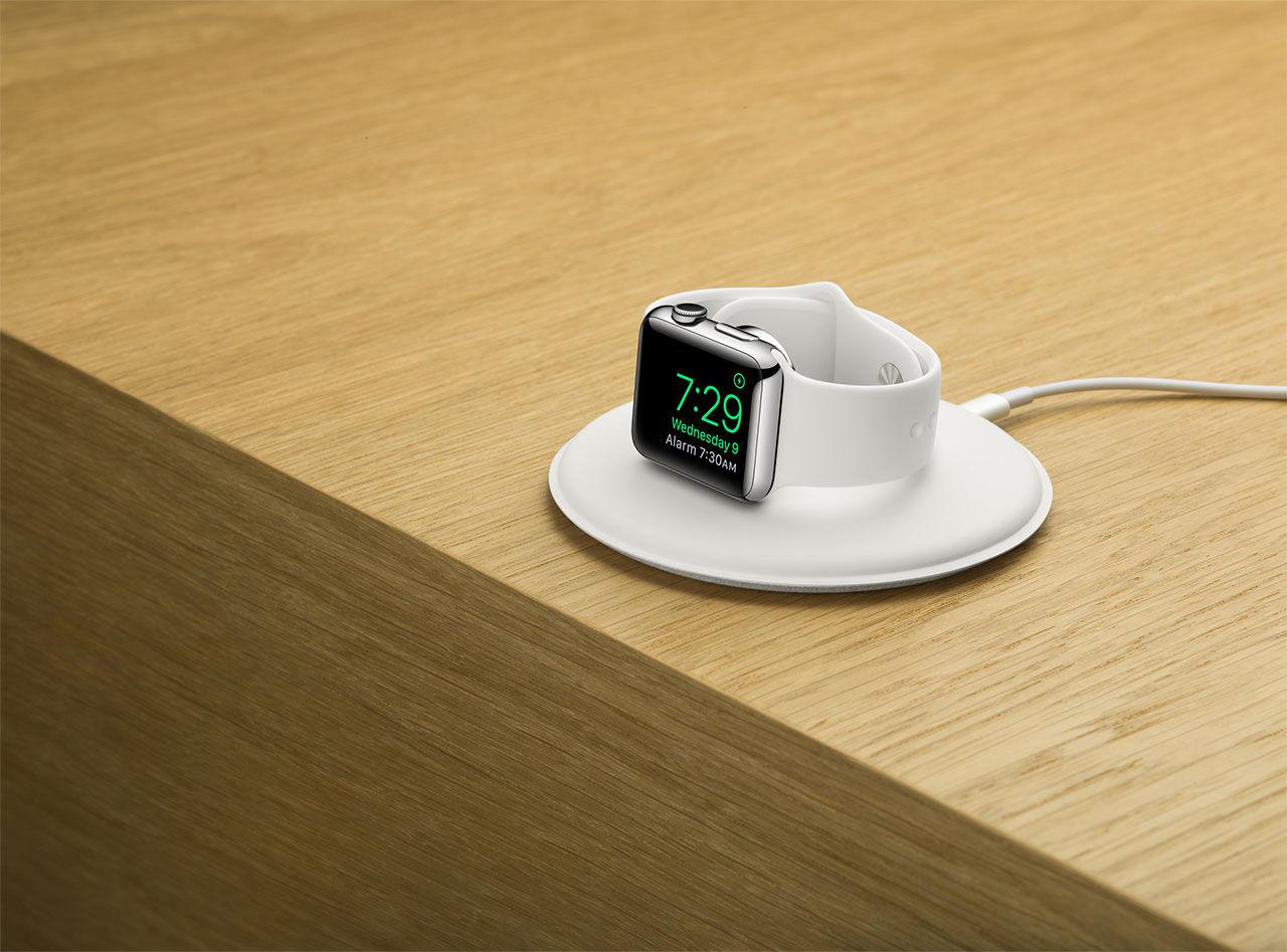 Apple Watch Dock släppt