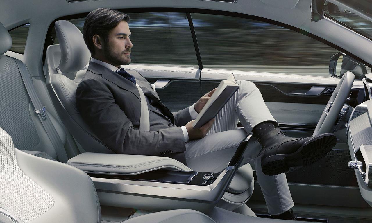 Volvo presenterar Concept 26