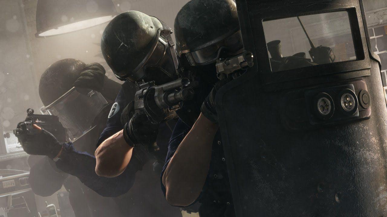 Öppen beta för Rainbow Six Siege den 25 november
