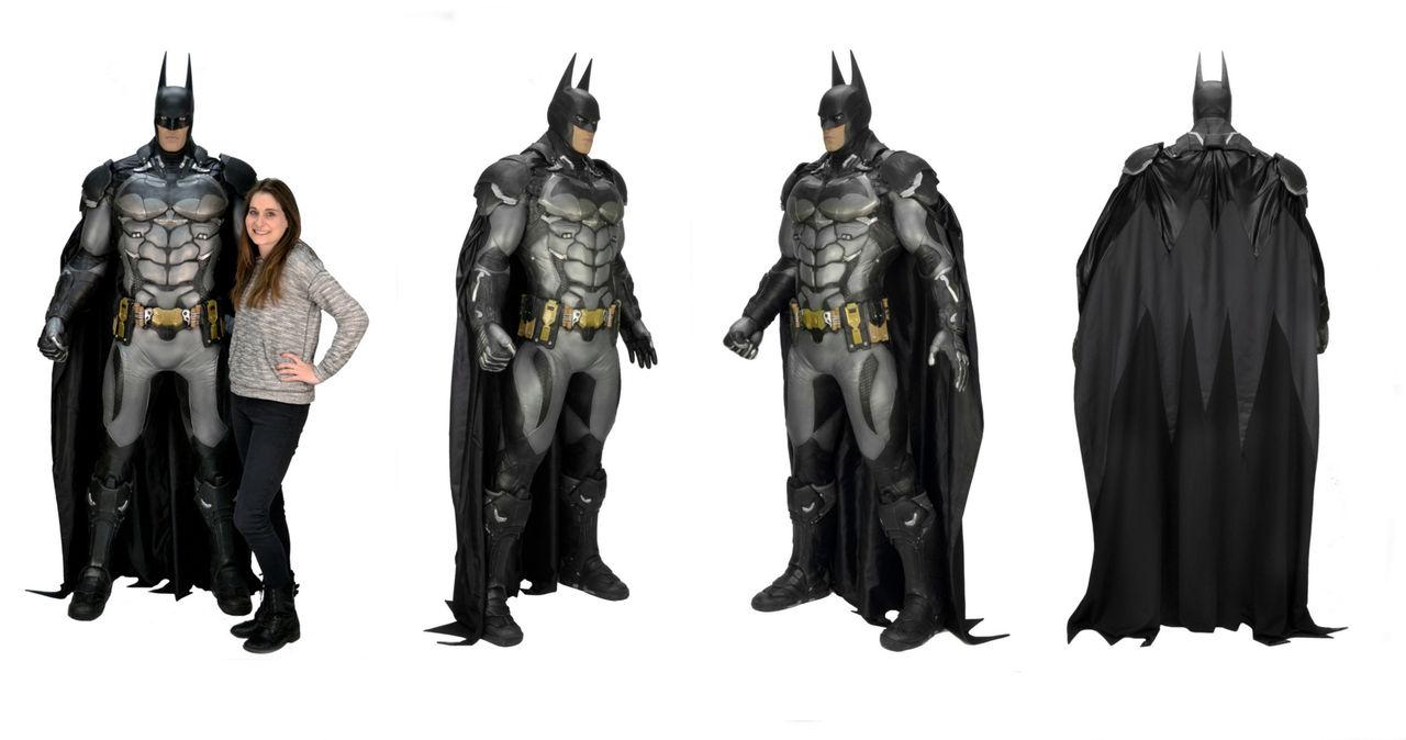 Snart kan du köpa en Batman-gubbe