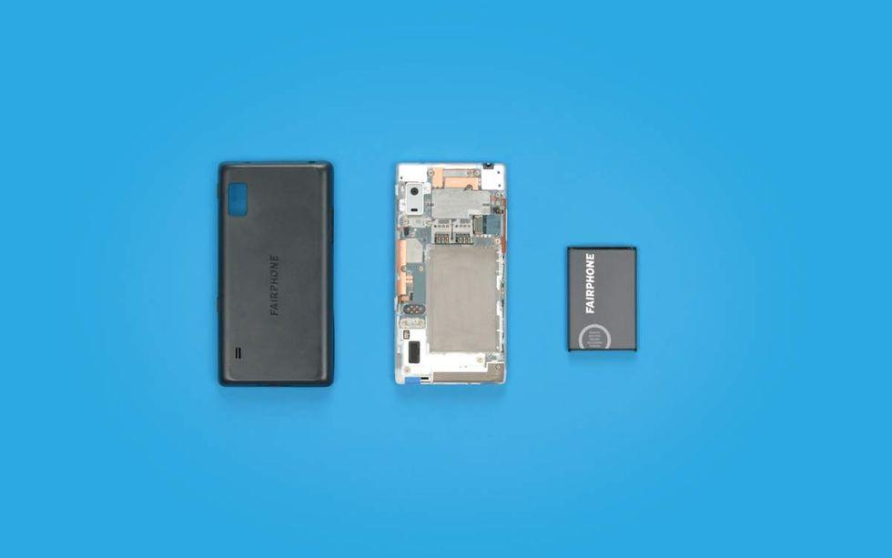 iFixit plockar isär Fairphone 2
