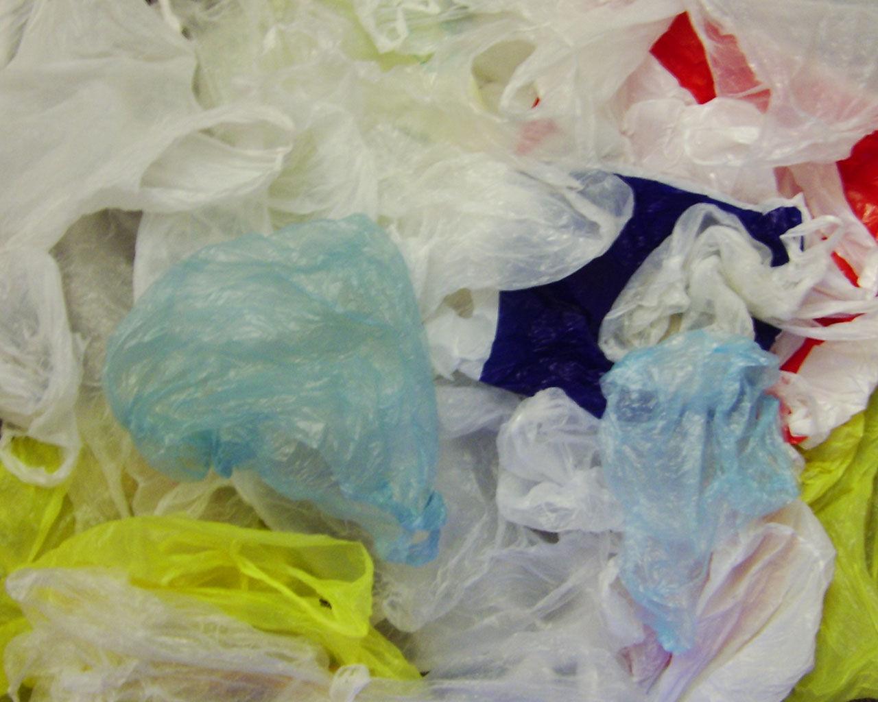 Regeringen vill ha färre plastpåsar i Sverige