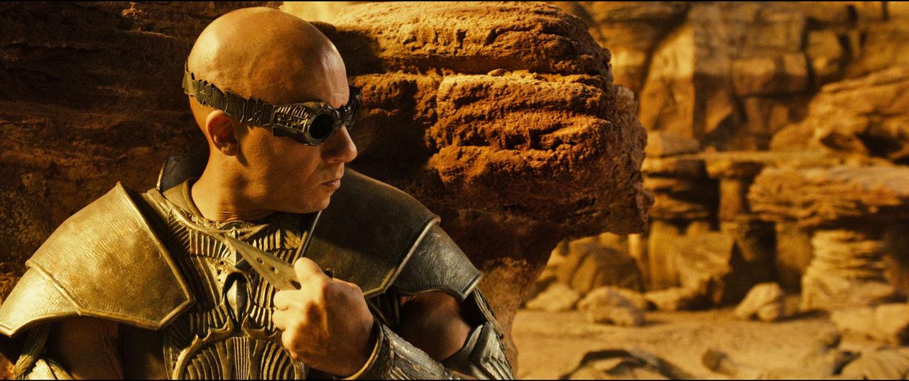 Riddick kommer tillbaka som film och tv-serie
