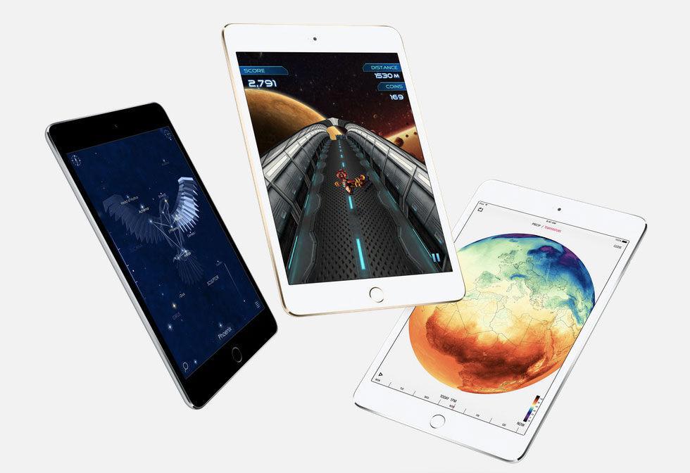 iPad Mini 4 har den bästa skärmen av alla iPads