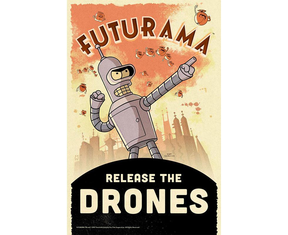 Futurama blir spel