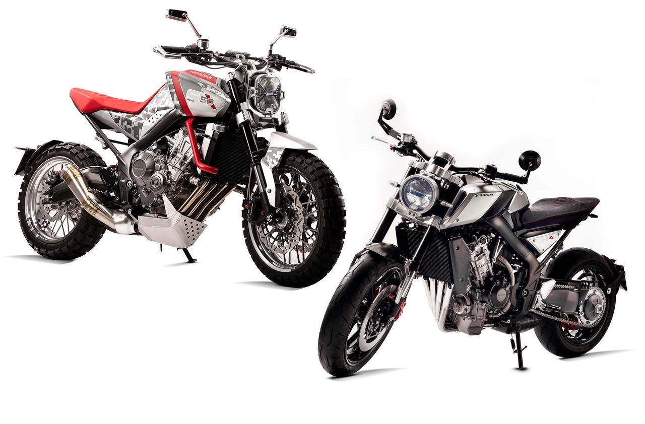 Honda presenterar två coola koncepthojar