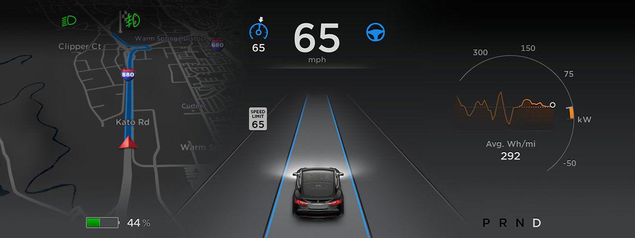 Teslas Autopilot utreds av Transportstyrelsen