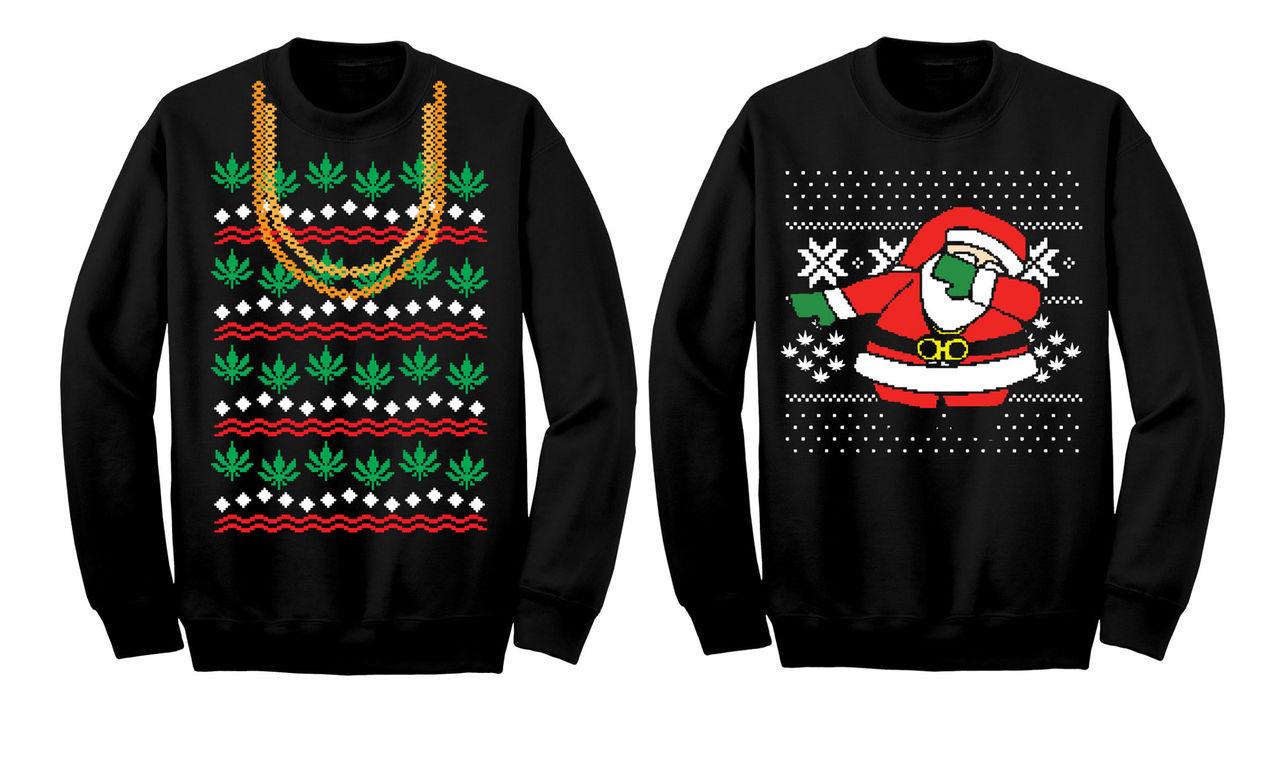 2 Chainz lanserar ful jultröja