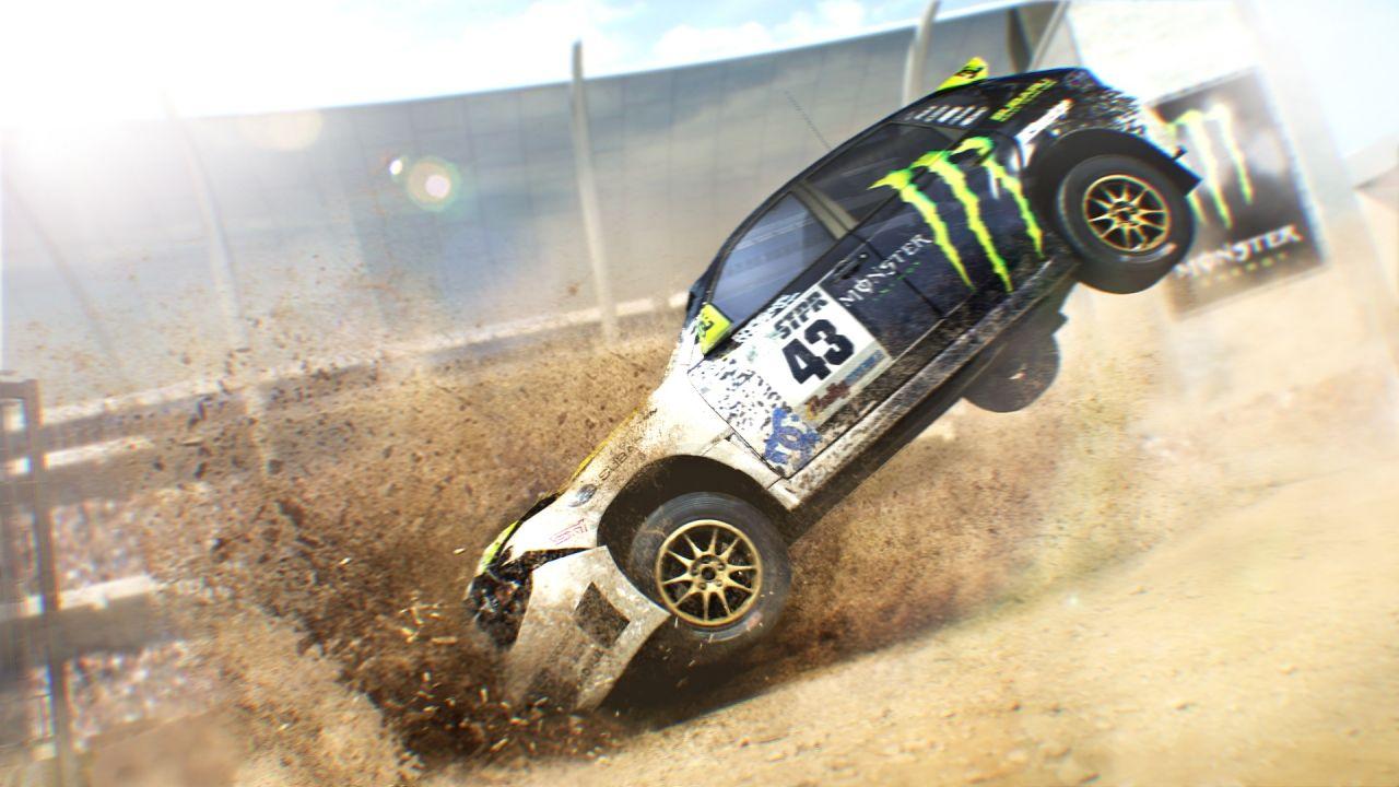 Codemasters går tillbaka till Racingspel