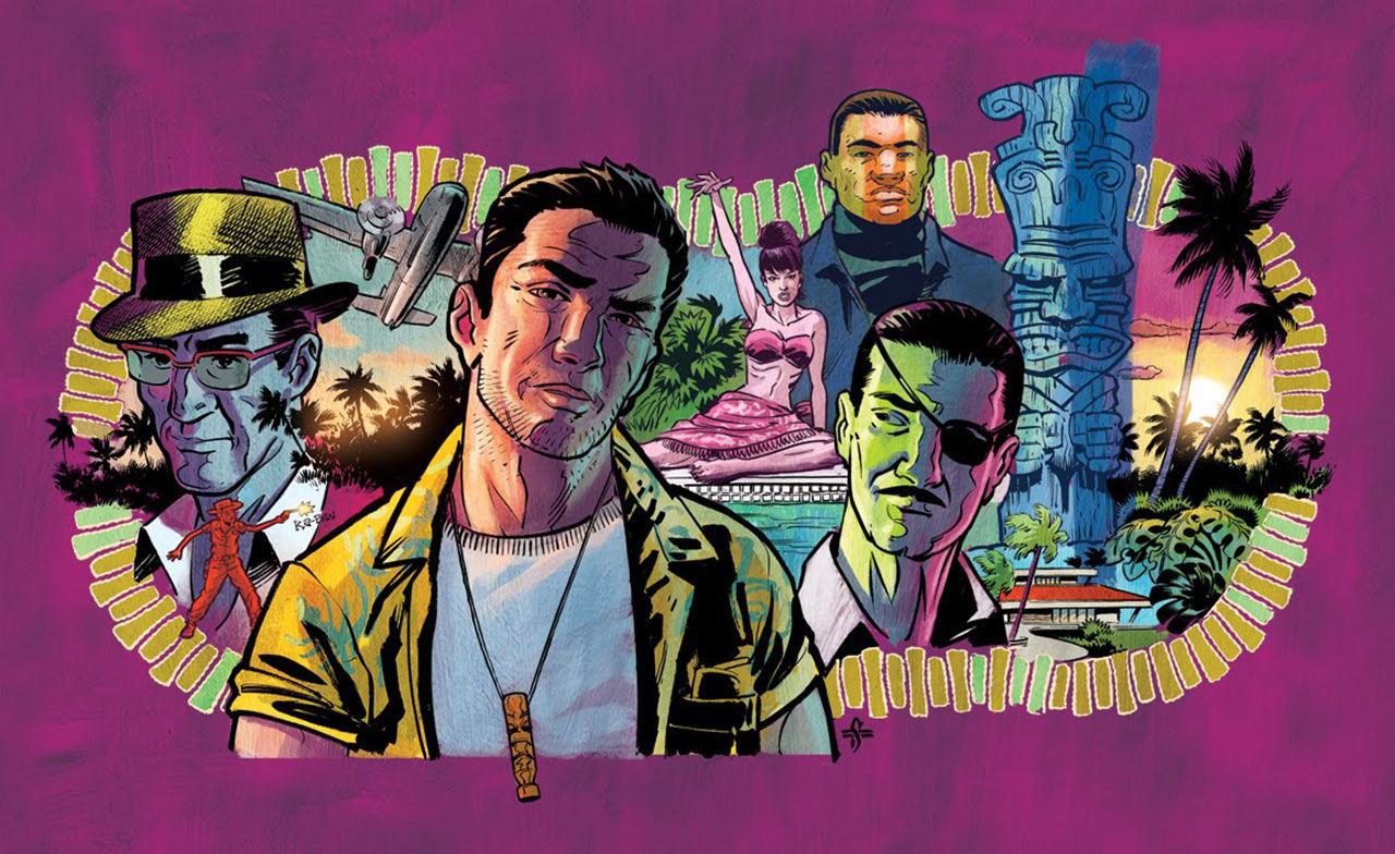 Johnny Knoxville ska göra TV-serie av serietidning