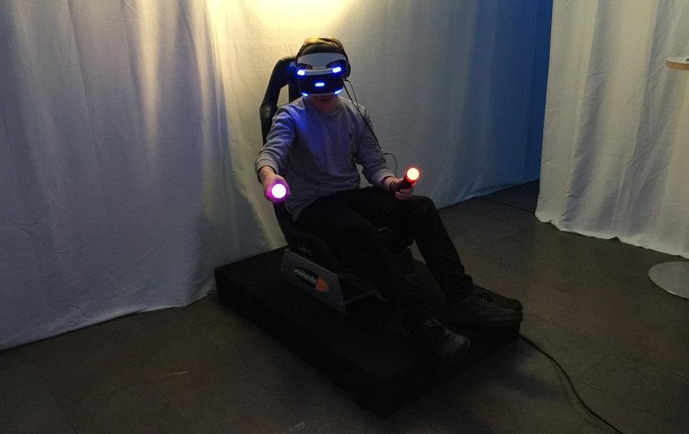 Vi har testat Playstation VR