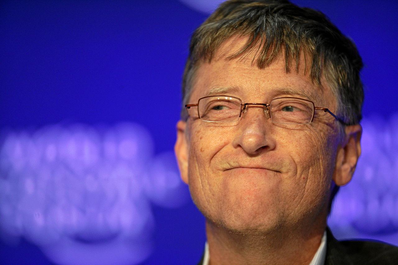 Bill Gates startar världens största fond för förnybara energikällor