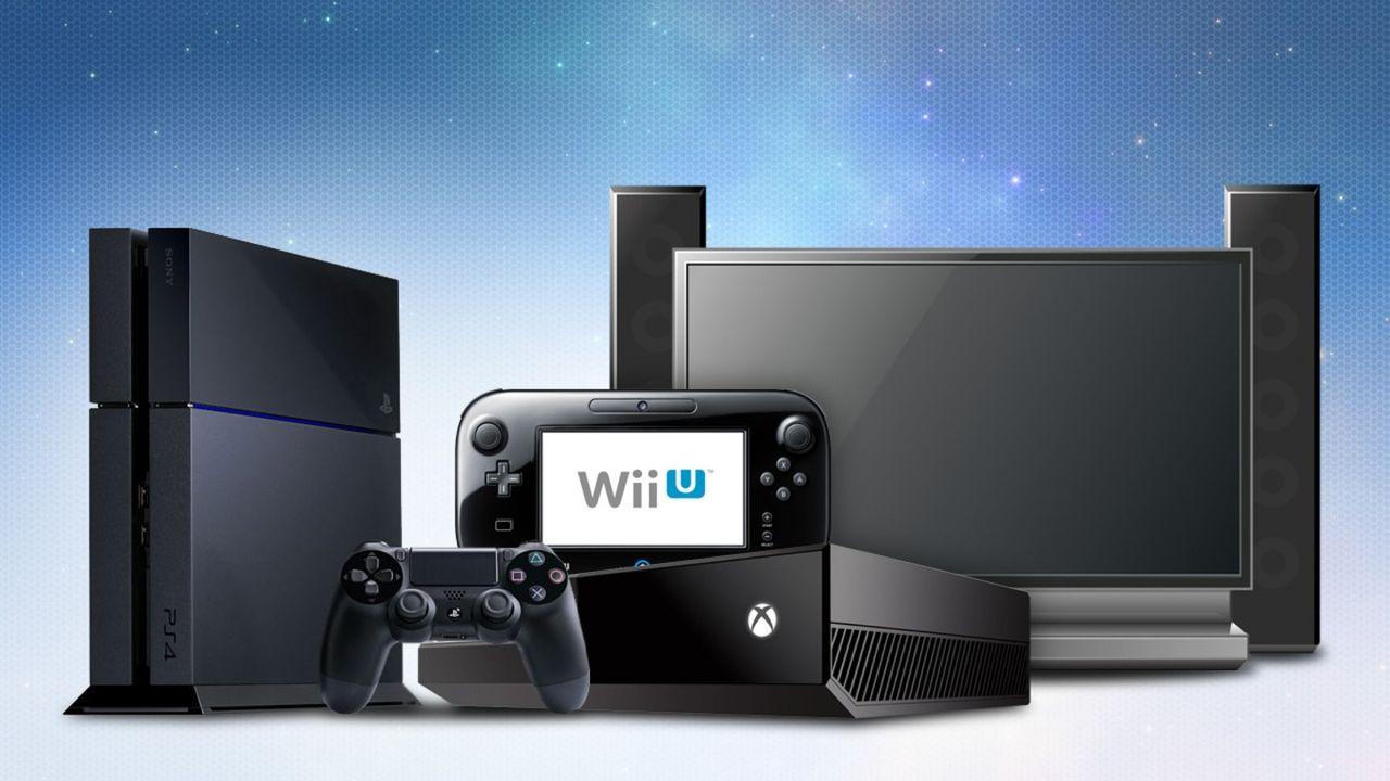 Spelkonsoler sålde bäst under Black Friday