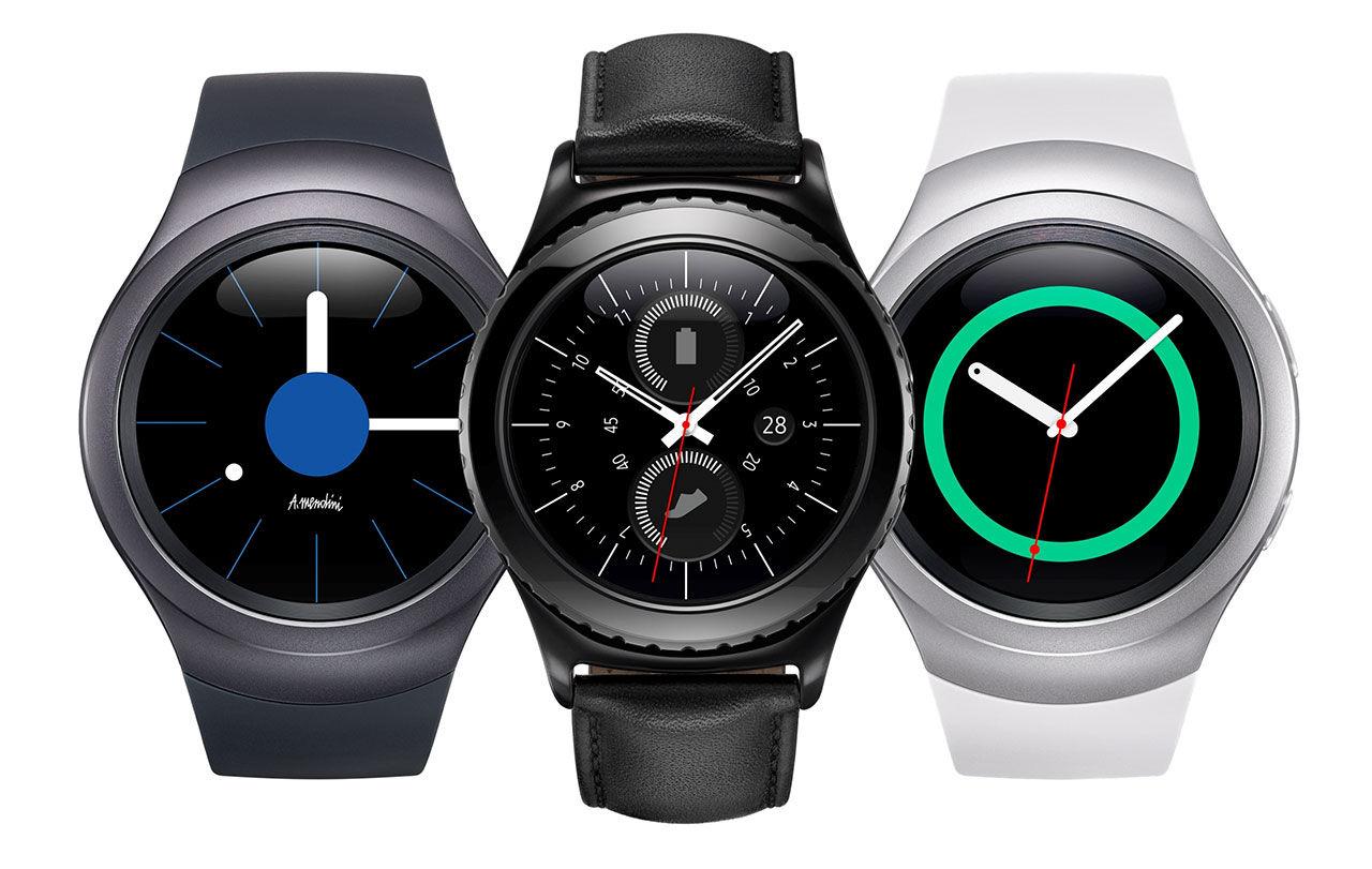 Samsung Gear S2 får stöd för iPhone?
