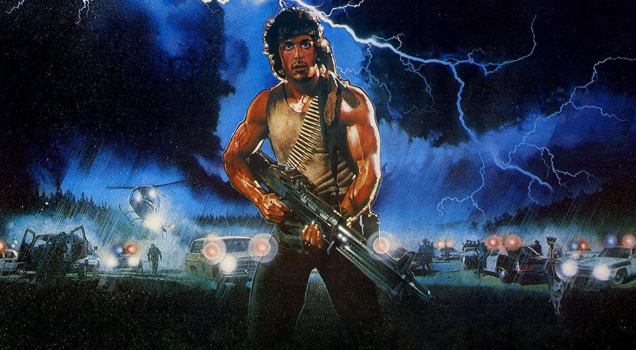 Sylvester Stallone producerar Rambo-serie