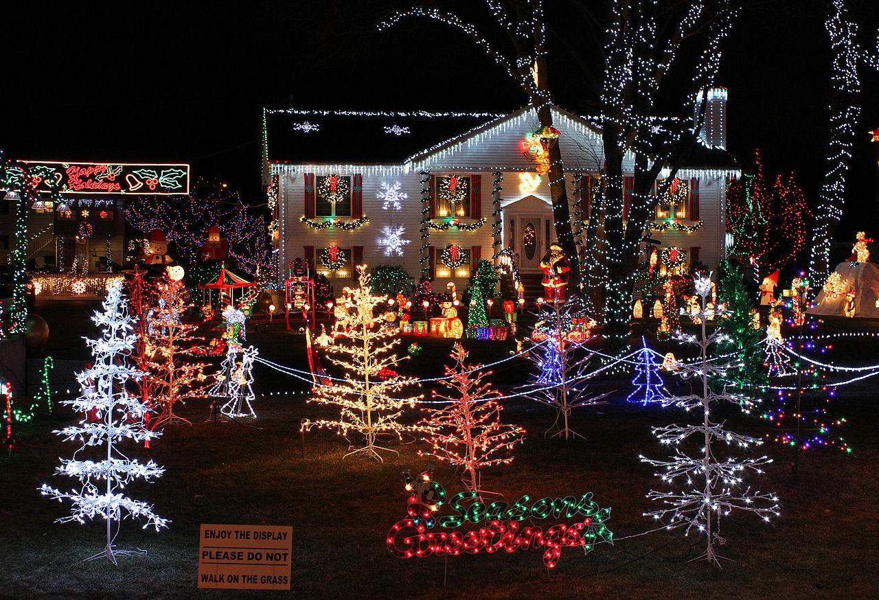 Julbelysningen kan slöa ner ditt trådlösa nätverk