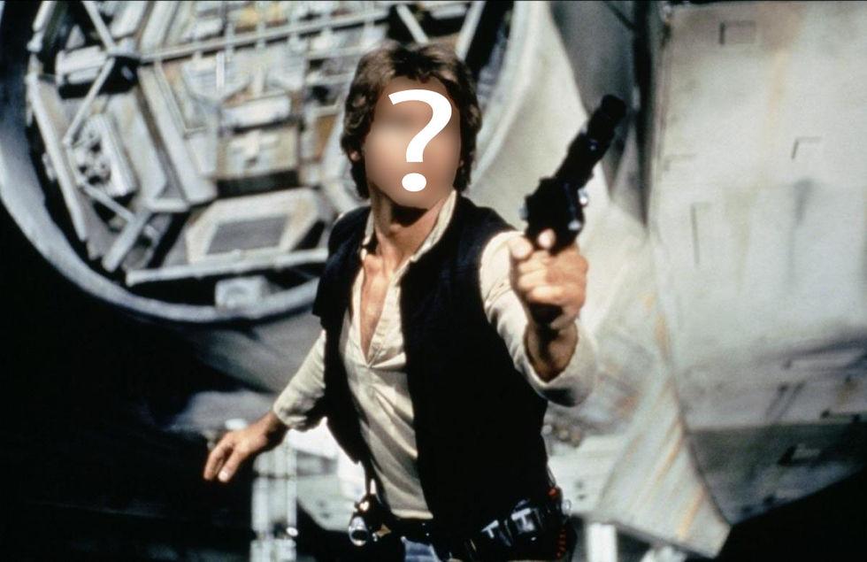 Lucasfilm letar ung Han Solo