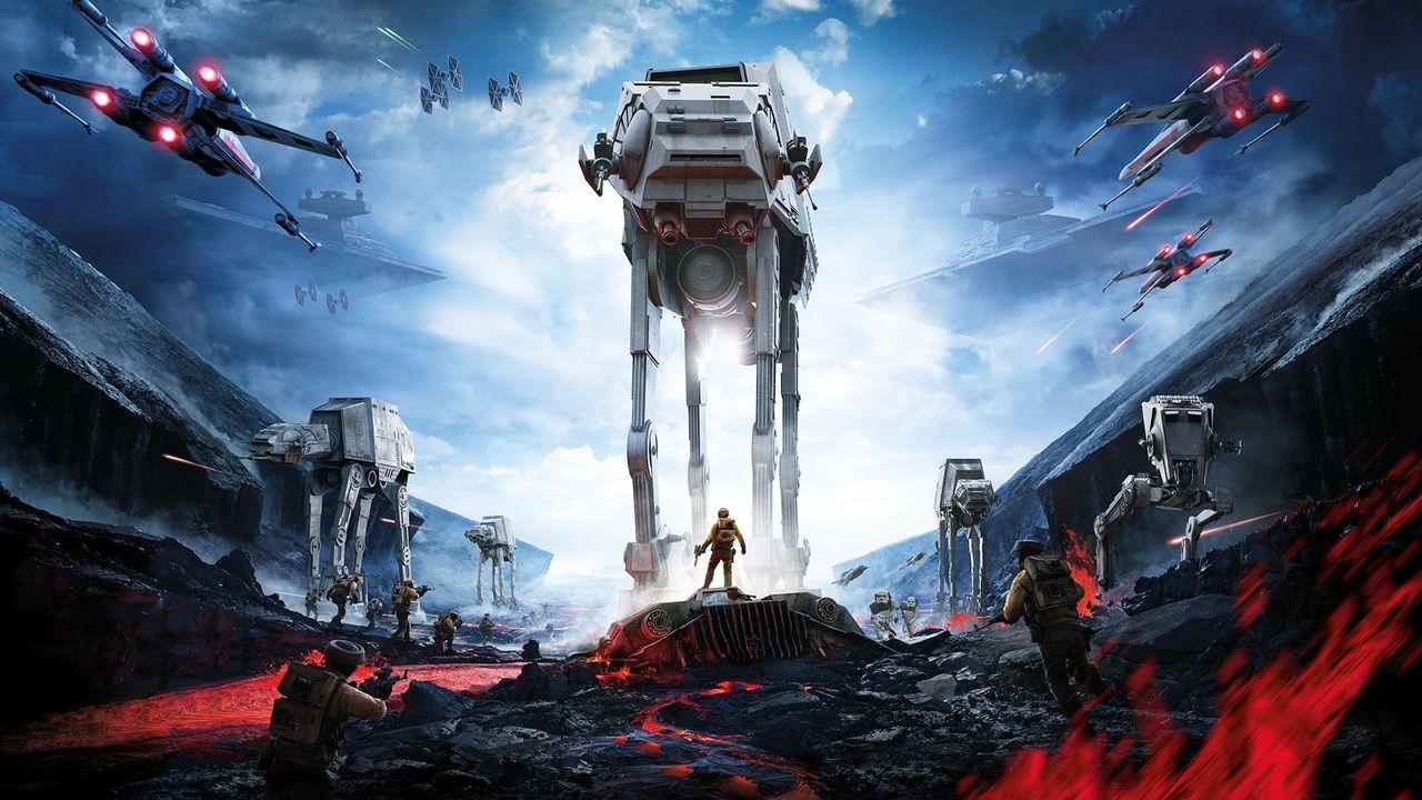 Battlefront fångar den rätta Star Wars-känslan