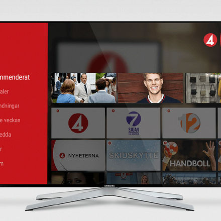 Tv4 play Android App free download in Apk