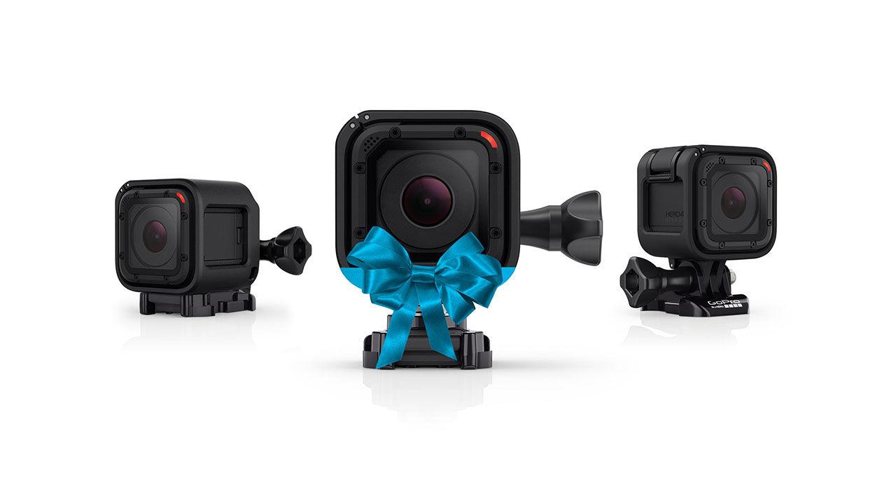 GoPro sänker priset på Hero4 Session