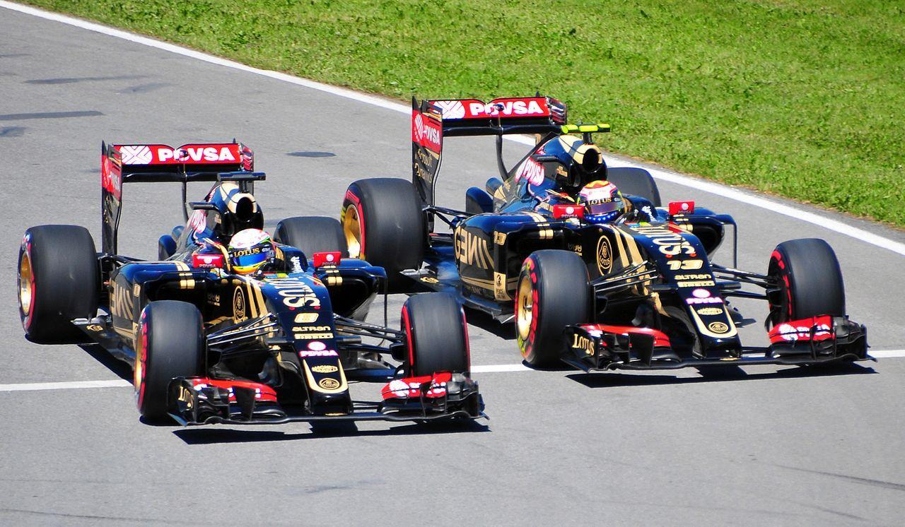 Renault köper Lotus Formel 1-stall
