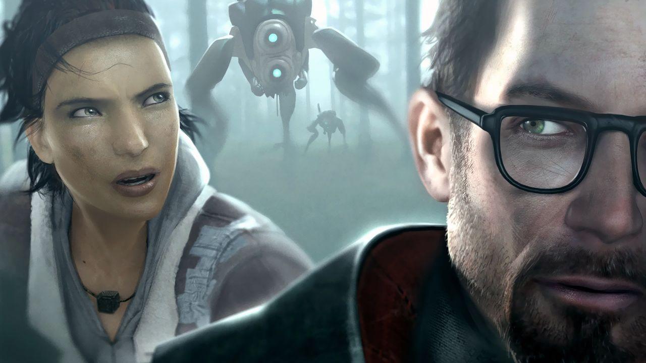 Half Life 3 listat i Steams databas