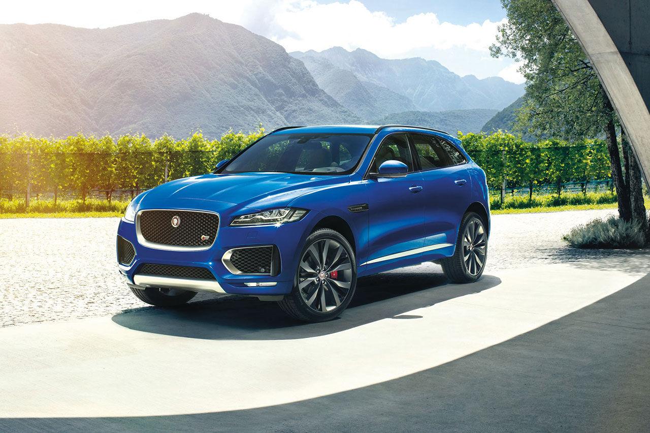 Jaguar F-Pace blir din för 423 900 kronor