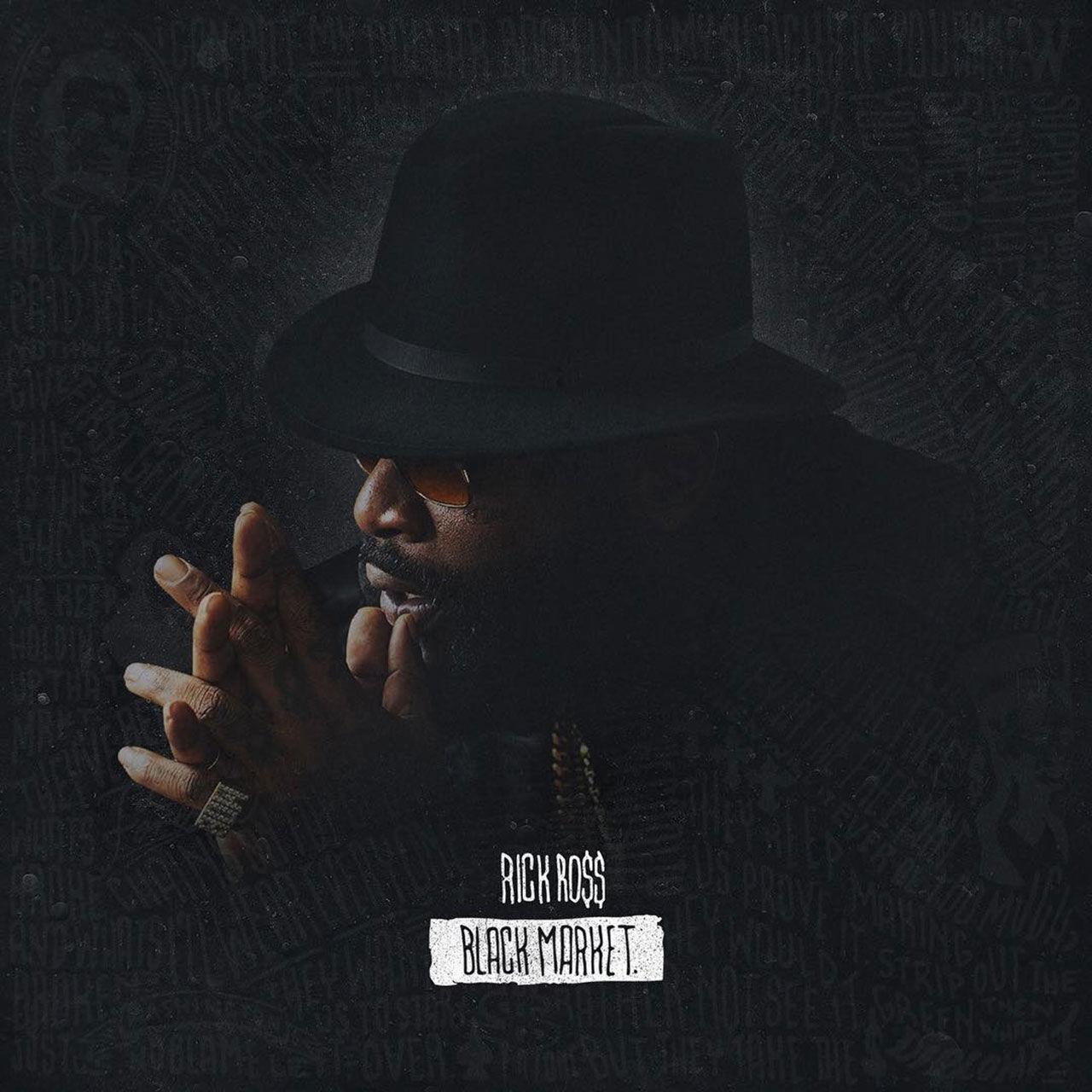 Strömma Rick Ross nya album Black Market