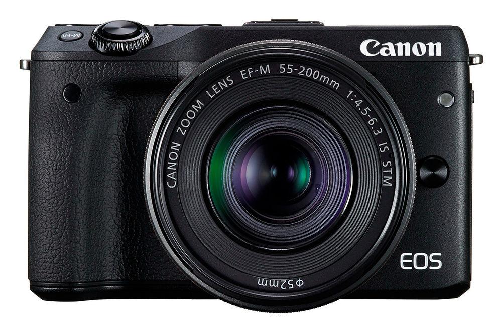Canon ansöker om patent på objektiv för spegellös kamera