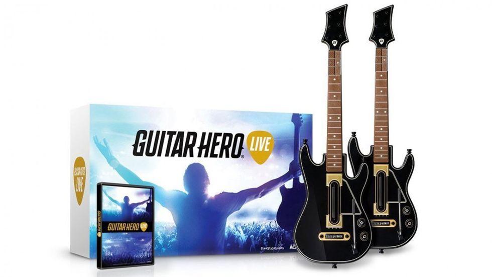 Vinn Guitar Hero Live