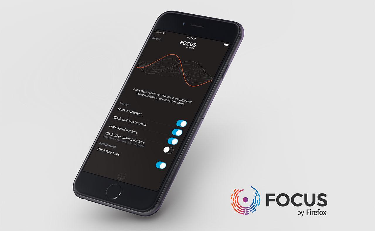Mozilla släpper adblocker till iOS