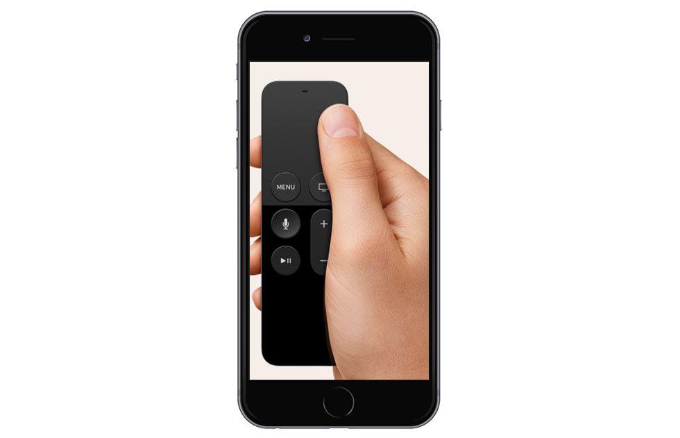 Fjärrkontrollsapp för Apple TV kommer nästa år