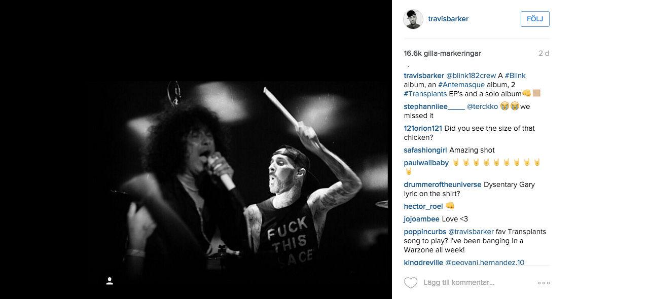 Blink-182 släpper nytt album nästa år