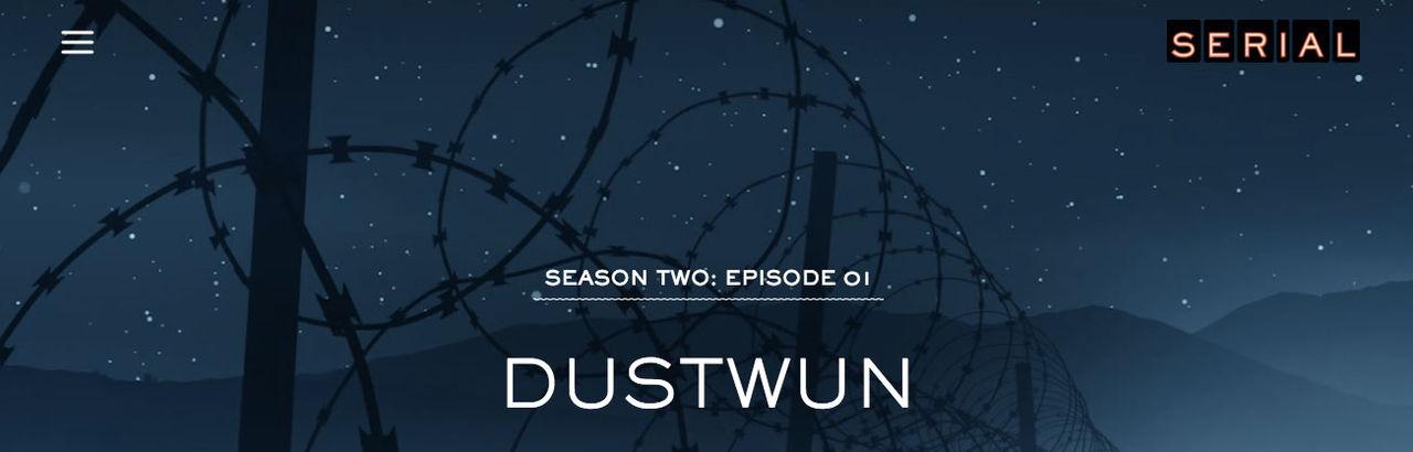 Premiär för andra säsongen av Serial