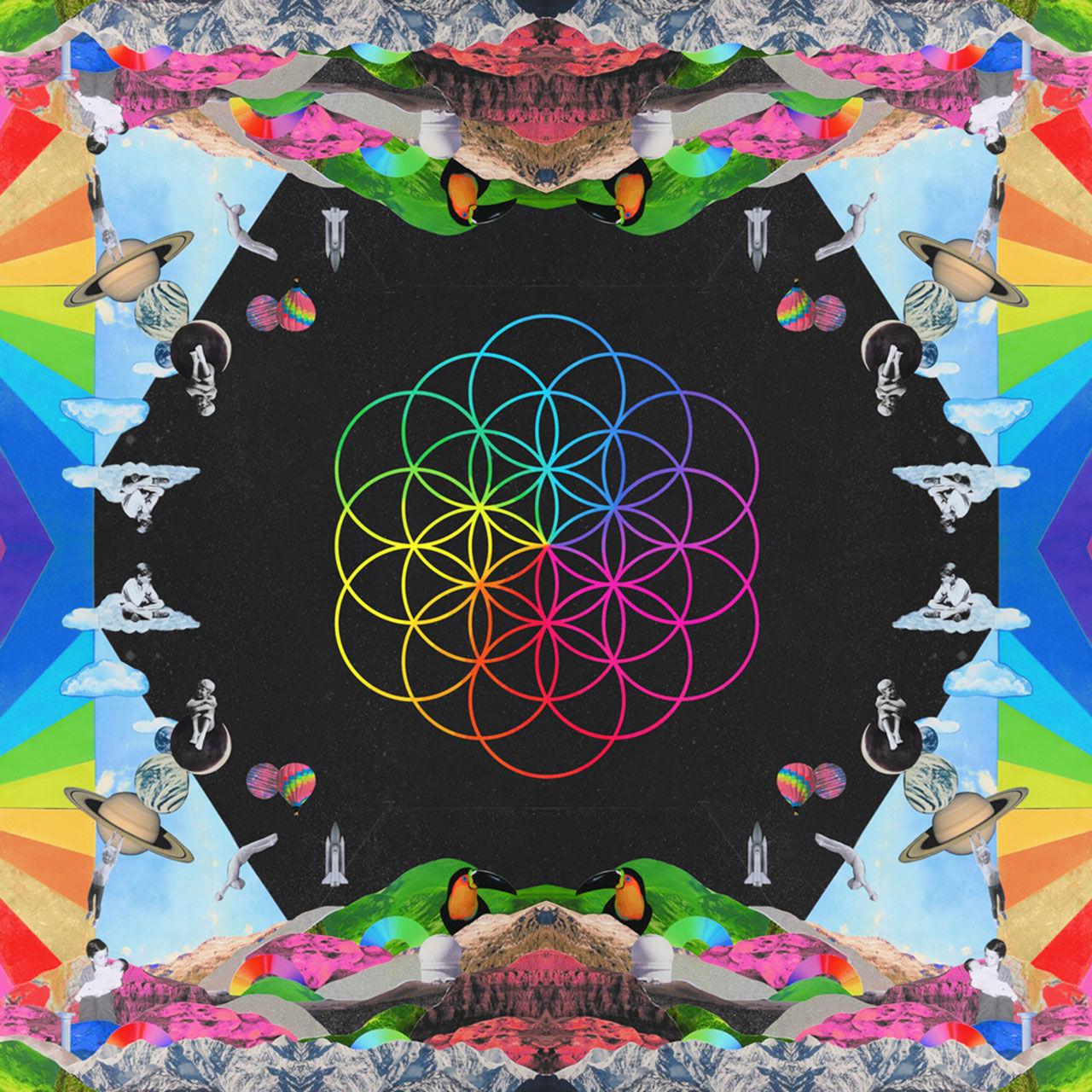 Nu kan du strömma Coldplays nya på Spotify