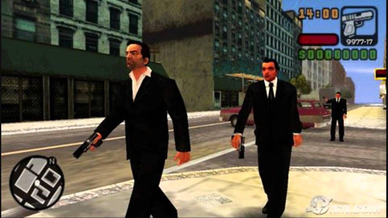 Är GTA: Liberty City Stories på väg till mobiltelefoner?