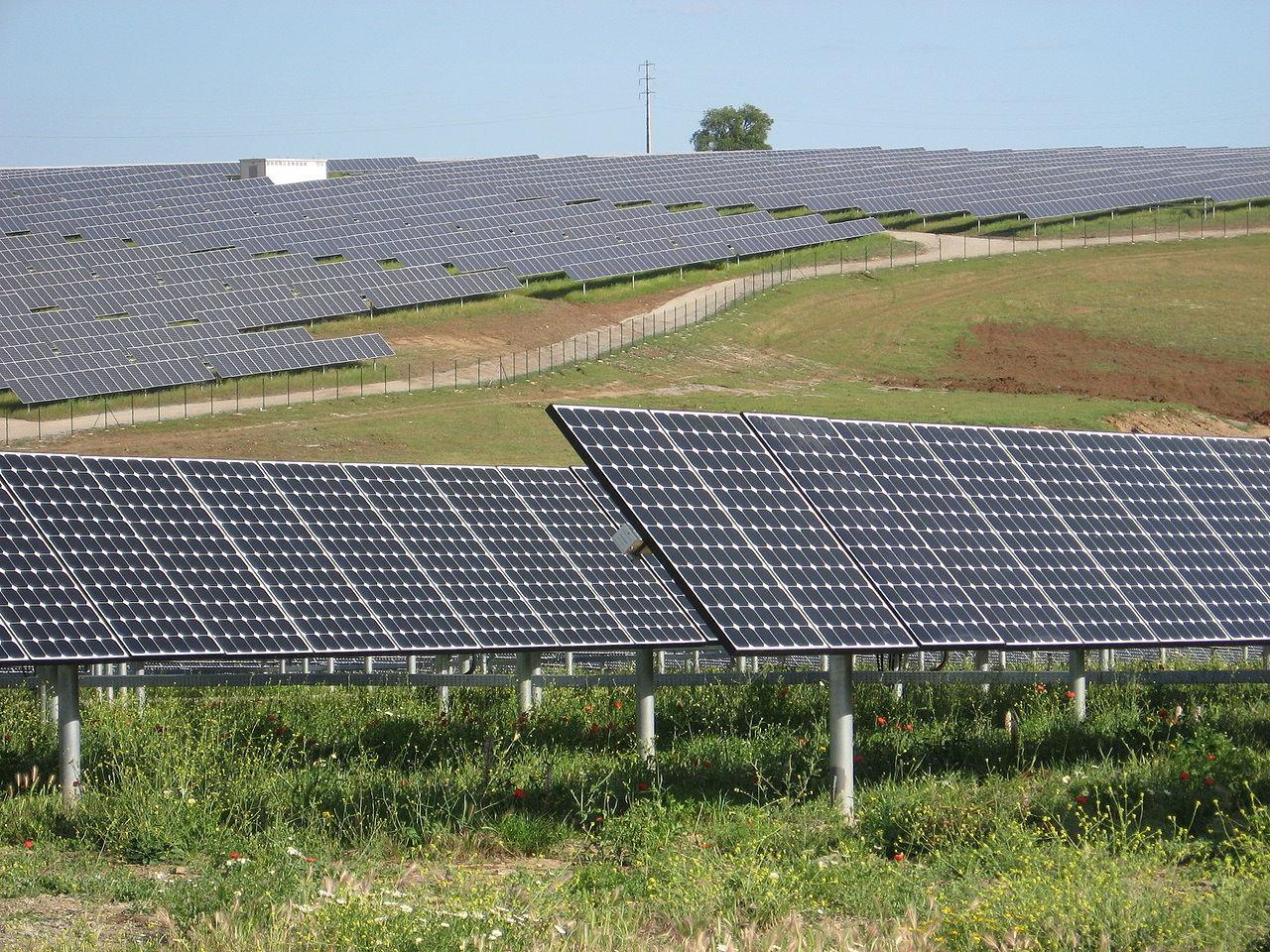 Amerikansk stad vill inte bygga solpanelsfarm