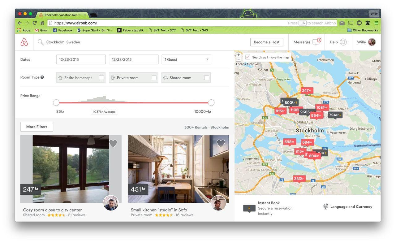 Bostadsrättsföreningar skeptiska till Airbnb