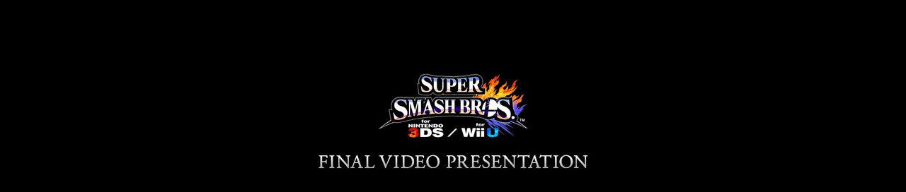 Spana in den sista Super Smash Bros. Direct