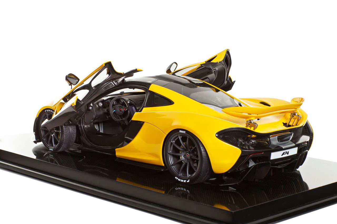 Nu kan du få en McLaren P1 för 100 000 kronor