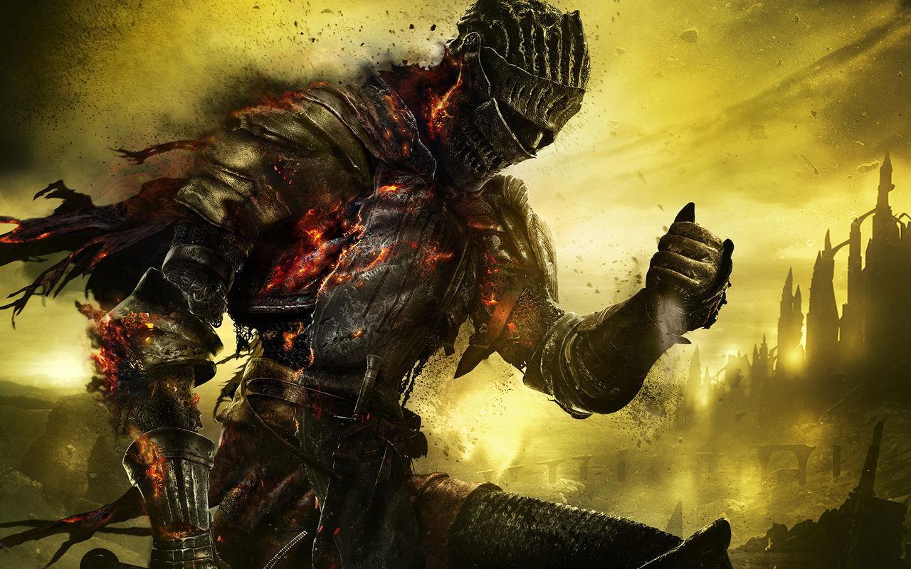 Systemkraven för Dark Souls III har anlänt