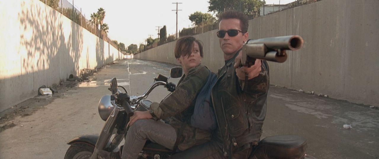3D-version av Terminator 2 - Domedagen på gång