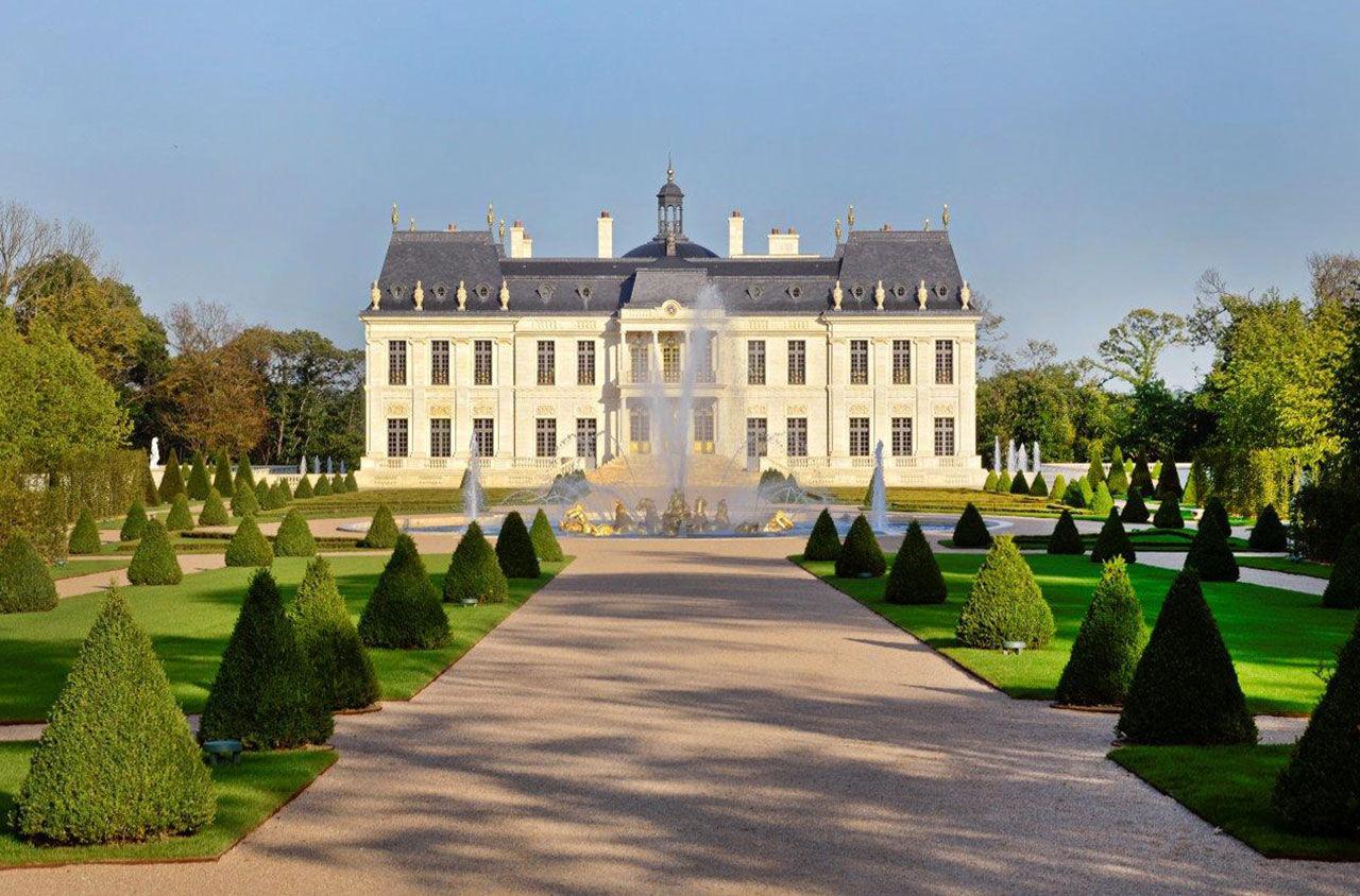 Chateau Louis XIV är världens dyraste hem