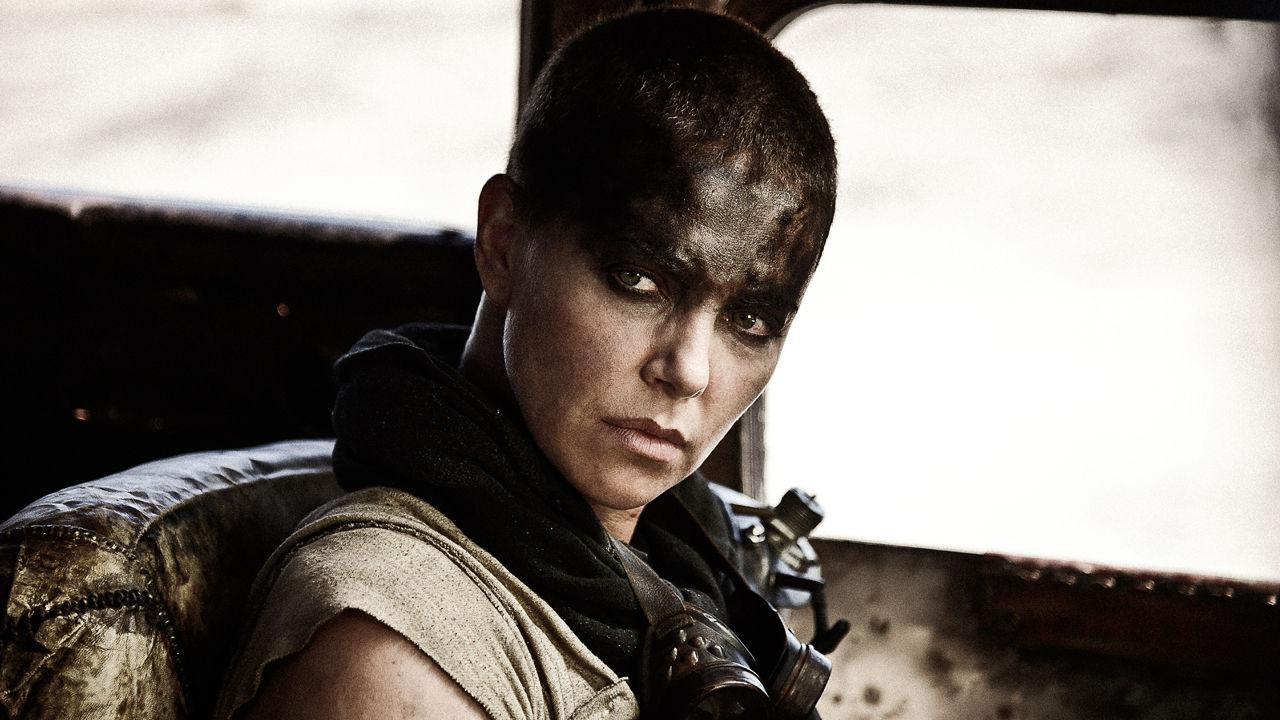 David Fincher och Charlize Theron gör Netflix-serie
