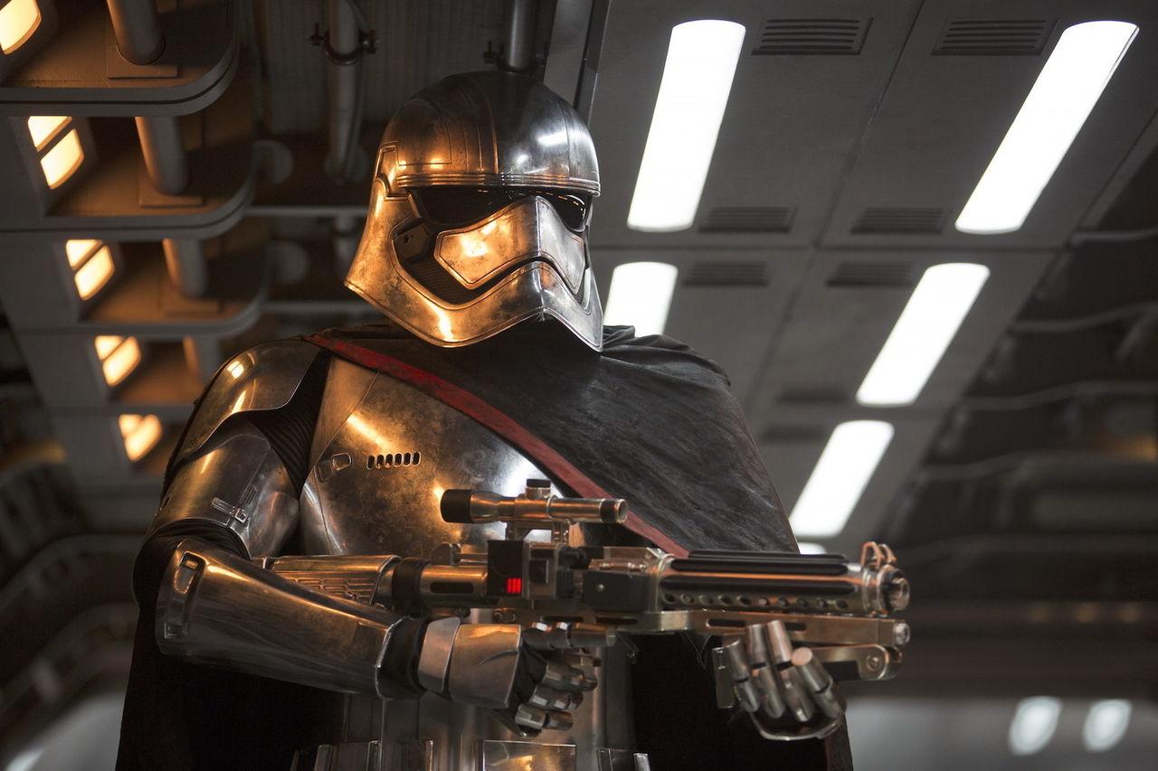 Star Wars-fan hotade skjuta pojke som avslöjade spoilers