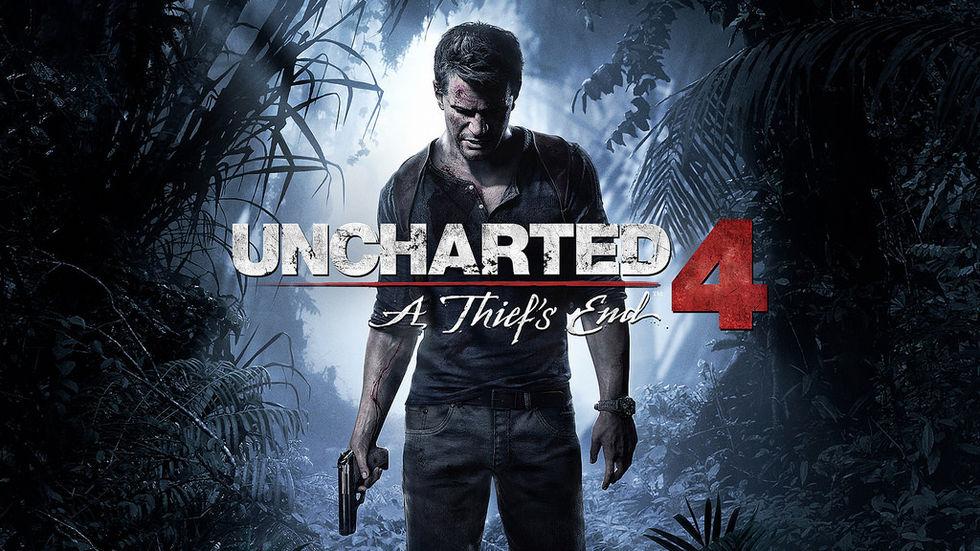 Uncharted 4: A Thief's End försenas